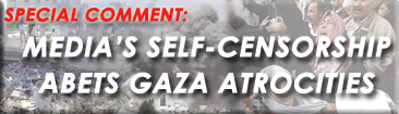 Gaza Special Comment